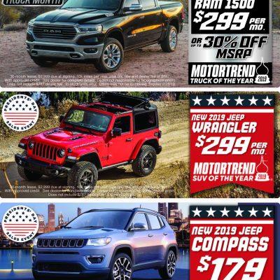 auto advertisements